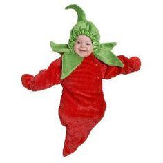 Halloween Costume: Chili Pepper