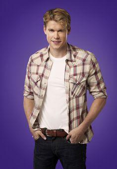 [PHOTOS] Glee Season 4 Premiere - TVLine Chord Overstreet as Sam