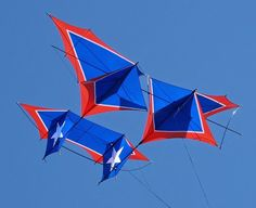 Reprise cellular/box kite