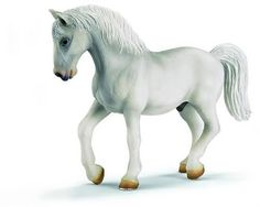 Bring a Lipizzaner Stallion Right Into Your Students' Hands With This Majestic Figurine. Lippizaner, Lipizzan, Bryer Horses, Barbie Playsets, Police Dogs, Action Figures, Dinosaur Stuffed Animal, Lion Sculpture, Old Things
