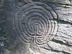 Labyrinth is an ancient symbol and can be found in many places in the world. Spiritually, this labyrinth symbols the growth and development of men. The seven stages of the labyrinth represent the stages in spiritual development as well as the 7 chakras and energetic centers of our bodies. The number seven exists from the first structure of creation as seen in the Seed of Life. It is composed of seven dissecting circles. This formation is the basis of all creation.