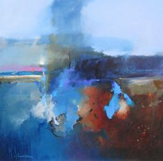 From contemporary paintings to sculptures and ceramics, Walker Galleries has the best art selection in Harrogate. Abstract Landscape Painting, Landscape Art, Landscape Paintings, Abstract Art, Landscapes, Acrylic Painting Inspiration, Waterfall Paintings, Cool Paintings, Acrylic Paintings