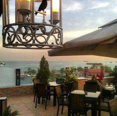 Hotel Amira Istanbul Rooftop Terrace