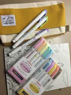 Office & School Supplies 8 Colors/ Ballpoint Pen Kawaii Cartoon Press Style Multicolor Rabbit Head Stationery Office&school Supply Eco-friendly Wood Traveling