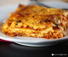 Four Cheese Classic Lasagna