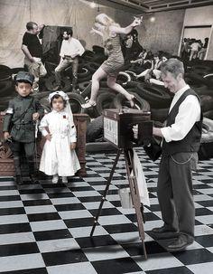 Art Nurse, Yard by  Allan Kaprow