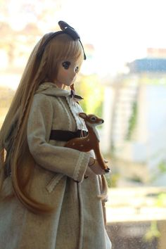 Mirai Suenaga Smart Doll by mina_dayo