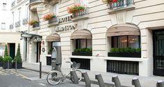Hotelzinho bacaninha em Paris