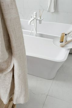 """FARAWAY collection _ """" the most complete and extensive collection ever created for the bathroom"""" _ designed by Ludovica+Roberto Palomba for @zucchettikos"""