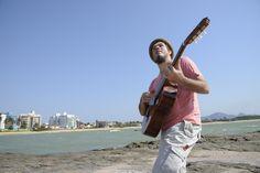 O cantor e compositor Alexandre Lima, responsável pela bela canção do Reserva Amary. Foto: Sagrilo.