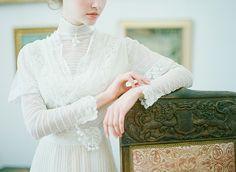 Romantic Literary Wedding Inspiration