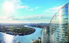The tallest skyscraper in Western Europe is coming to London Docklands, courtesy…