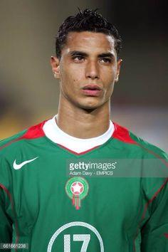 Marouane Chamakh Morocco