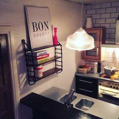 Lundby kitchen renovation