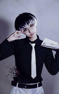 Tokyo Ghoul:re: Sasaki Haise [♥] - † Cosplay †