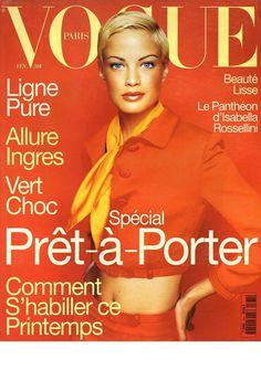 Vogue Paris February 1996 4 | Photo | Vogue