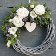 Willow Wreath, Grapevine Wreath, Paper Crafts, Diy Crafts, Easter Wreaths, Decoration, Holiday Crafts, Flower Arrangements, Lanterns