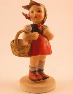 SALE TMK 1 Goebel Hummel Shop Girl Figurine 96 by OpulentOpossum, $450.00