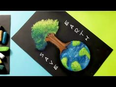 SAVE EARTH SAVE TREES DRAWING FOR COMPETITION USING SOFT PASTELS - YouTube Deforestation Drawing, Save Tree Save Earth, Save Earth Drawing, Earth Drawings, Save Environment, Soft Pastels, Earth Day, Competition, Trees
