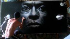 Artista venezolano realiza asombrosos cuadros realistas | Gustavo Silva Nuñez