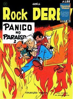 Rock Derby 44: Panico No Paraiso (1976)   Titulo: Rock Derby 44: Panico No Paraiso (1976)  Formato(s): CBR  Idioma(s): PT-PT  Scans: ALBE  Restauro: ALBE  Num. Paginas: 36  Resolucao (media): 2798 x 3799  Tamanho: 94.77MB  Download (FileFactory) Download (Zippyshare)  Agradecimentos: Obrigado ao/a ALBE pelo trabalho de digitalizacao e tambem ao/a ALBE pelo restauro!  Sinopse: Rock Derby e seu irmao Toronto estao no Havai para a promocao de um hotel administrado por um ex-mafioso de Chicago…