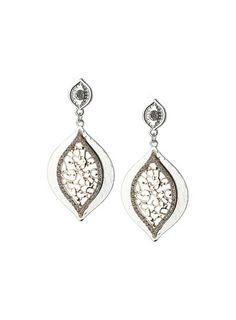 Diamond Shape Ethnic Earrings @ Dorothy Perkins