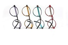 SEE 7320 :: BLACK/LAVENDER, DARK BROWN/MUSTARD, BROWN/AQUA, RED/BRONZE :: $169 - Includes Rx Lenses* class=