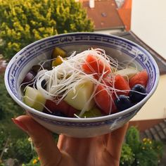 fit*Rina: Sommersalat