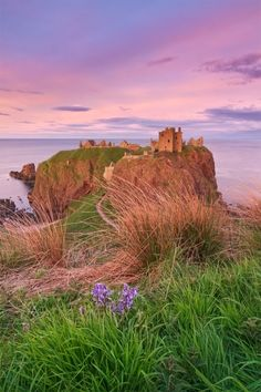Visit Dunnottar Castle, Scotland - one of 50 Of The Most Beautiful Places in the World