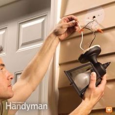 Top 10 Electrical Mistakes - http://www.familyhandyman.com/electrical/top-10-electrical-mistakes/view-all