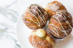 Cruffins & Brioche Donuts. I'm in heaven <3
