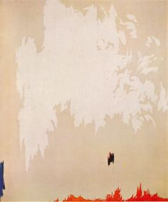 Clyfford Still - November 1954