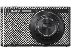 Panasonic LUMIX XS1: Super Slim Creative Pocketable Camera Available in This Special Design -  Model number: DMC-XS1PZK14
