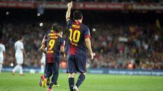 Messi among the Top 10 all-time La Liga scorers