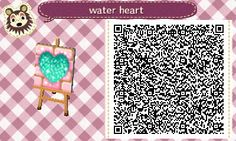 devilchopz: ♡ Luna brick and water pathway ♡ - Animal Crossing New Leaf