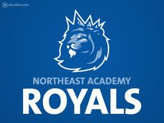 Visual identity developed by Slavo Kiss for the KIPP DC Northeast Academy athletic department.