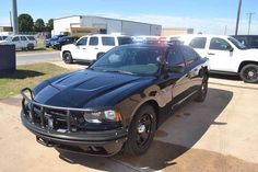 A Dodge Defender Charger for Chickasaw Nation.  http://www.defendersupply.com/