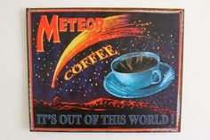 Meteor Coffee by Anna Gus, via Flickr