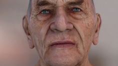 Pics For > Uncanny Valley Face
