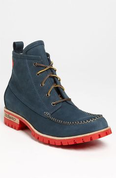 Dsquared2 Moc Toe Boot available at Nordstrom