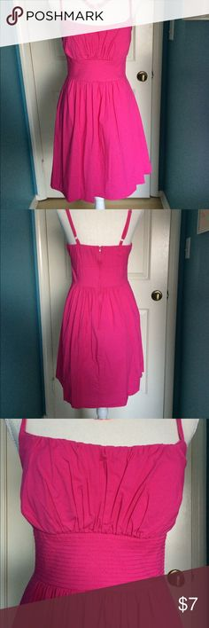 2b51fb1eba785 B Smart Sundress Sassy cotton sundress in terrific used condition. Top part  is lined with