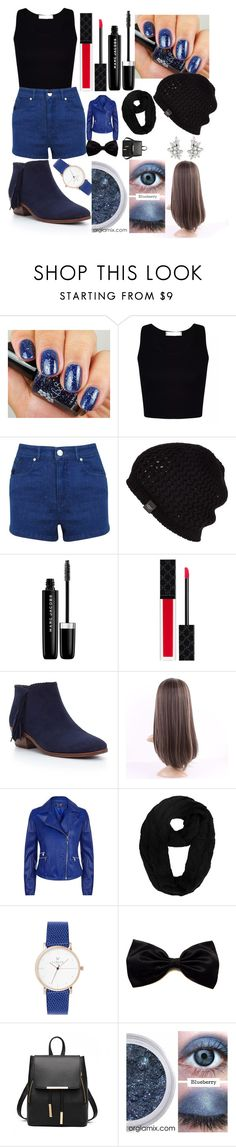 """""""Before the Phone Swiich"""" by triplequeenl ❤ liked on Polyvore featuring Miss Selfridge, UGG Australia, Marc Jacobs, Gucci, Sam Edelman and Armani Jeans"""