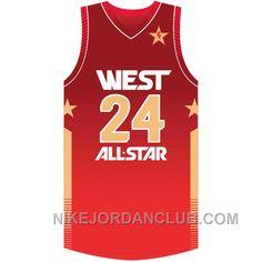 http://www.nikejordanclub.com/2012-nba-allstar-kobe-bryant-24-red-jersey-hot.html 2012 NBA ALL-STAR KOBE BRYANT #24 RED JERSEY HOT Only $89.00 , Free Shipping!