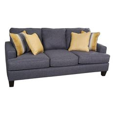 Maxwell Sofa in Gray | Nebraska Furniture Mart