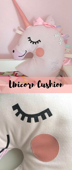 Unicorn Cushion | Un