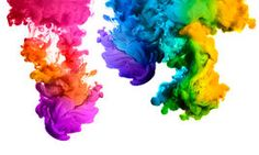 Rainbow Of Acrylic Ink In Water. Color Explosion Stock Image - Image of background, chemical: 55765093 Color Explosion, Watercolor Water, Deco Addict, Ink In Water, Waves Background, Art Anime, Design Poster, Diy Décoration, Designer Wallpaper