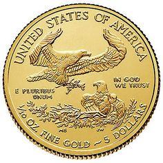 2015 $5 1/10oz American Gold Eagle - https://dealpursue.com/2015-5-110oz-american-gold-eagle/ Save $16.00 – 2015 $5 1/10oz American Gold Eagle. List: $142.00. Price: $126.50 (You Save 11%)