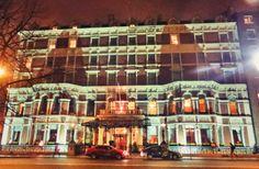 The Life of Stuff:  The Shelbourne Hotel Dublin