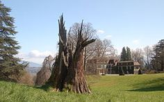 Le château de Penthes situé sur le territoire de la commune de Pregny-Chambésy dans le canton de Genève