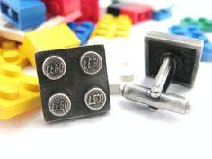 2X2 Building Block Cufflinks